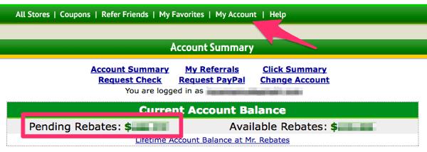 Mr.Rebatesの使い方4